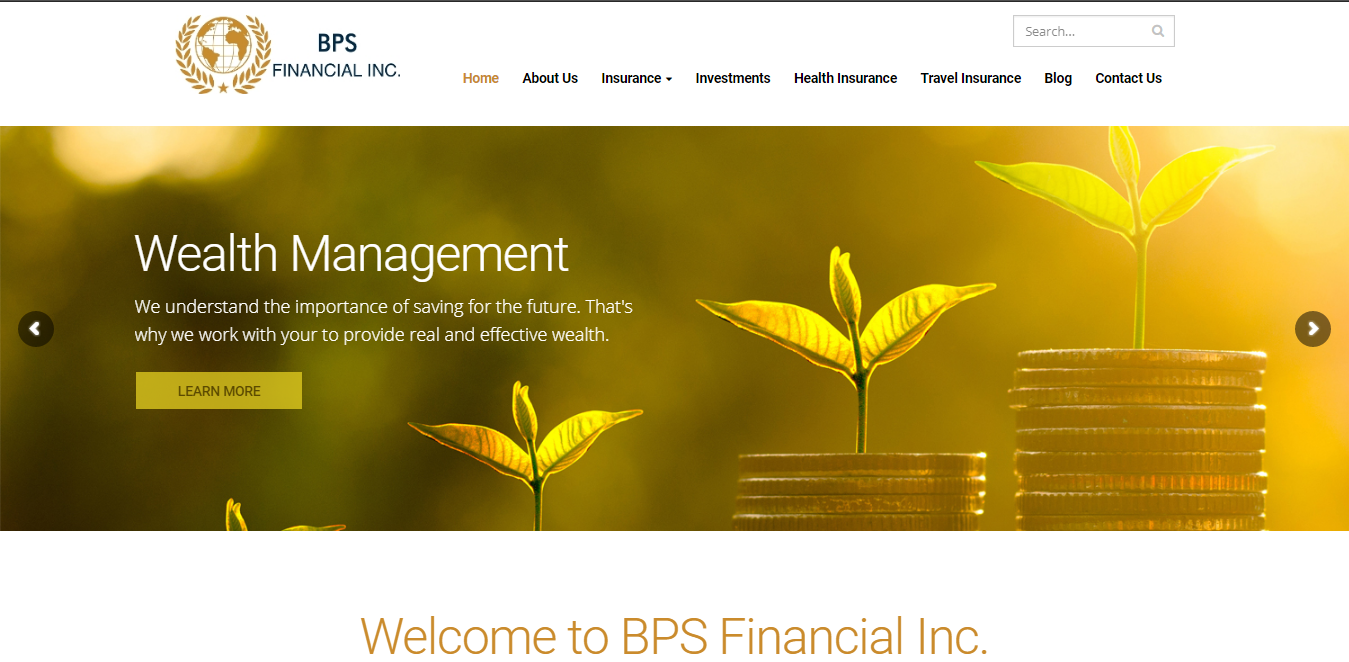 BPS FINANCIAL