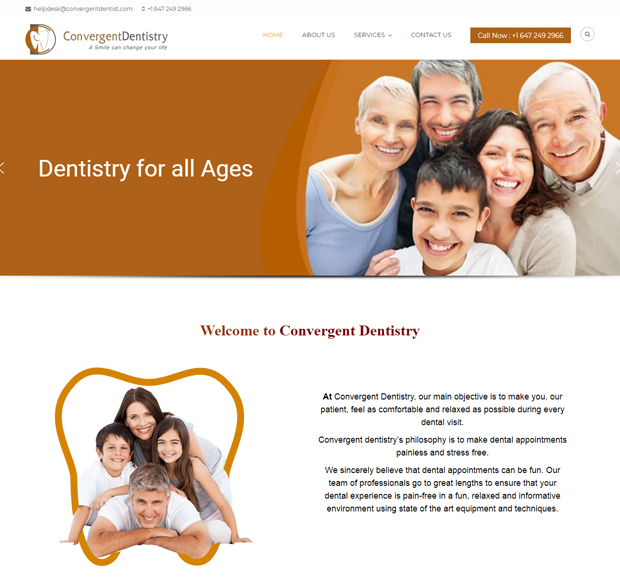 CONVERGENT DENTISTRY