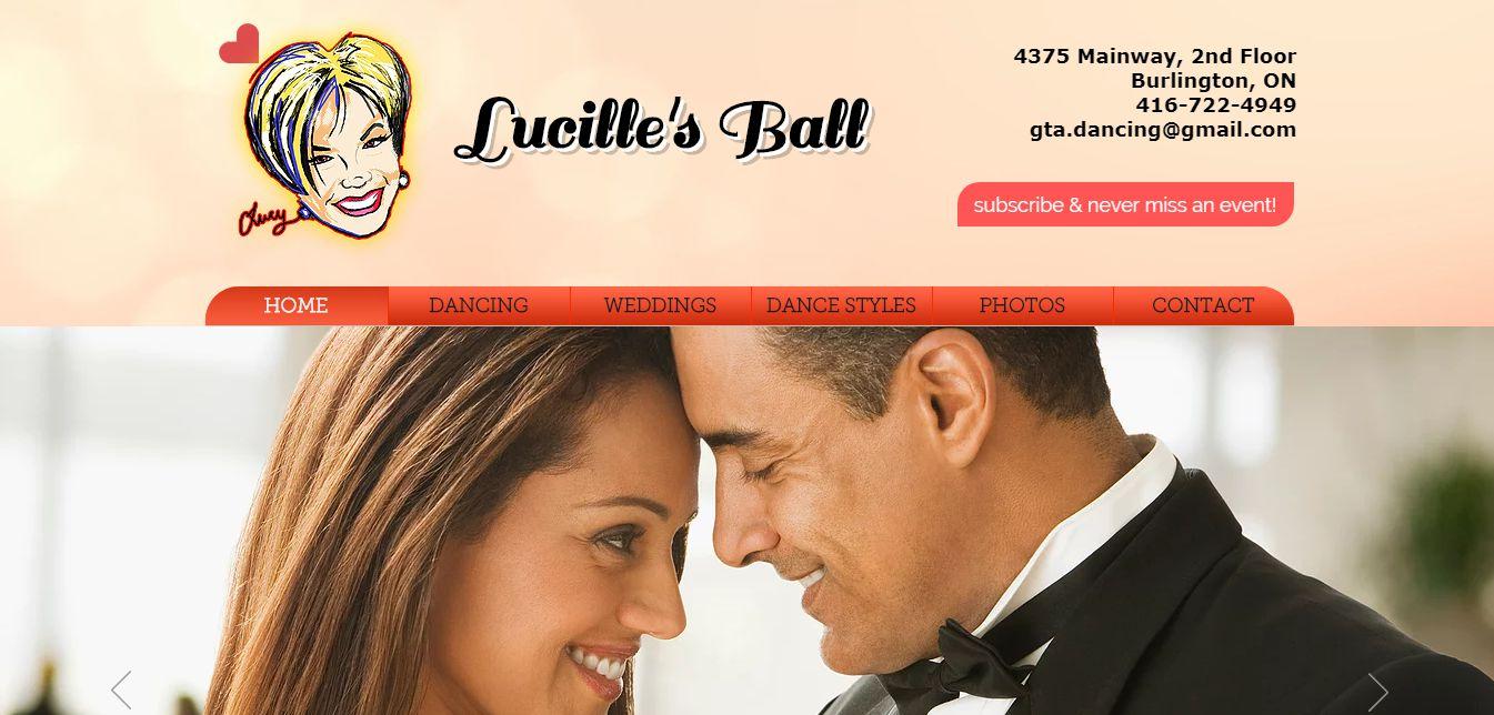 LUCILLESBALL DANCE