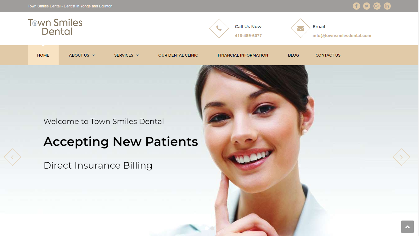 TOWN SMILES DENTAL