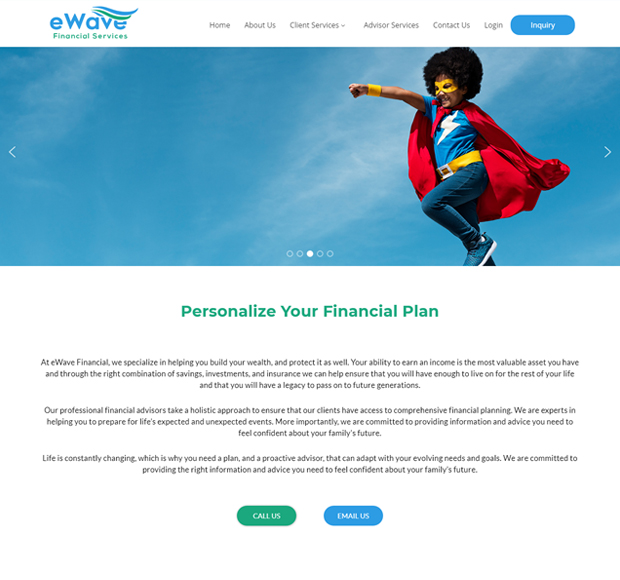 EWAVE FINANCIAL SERVICES