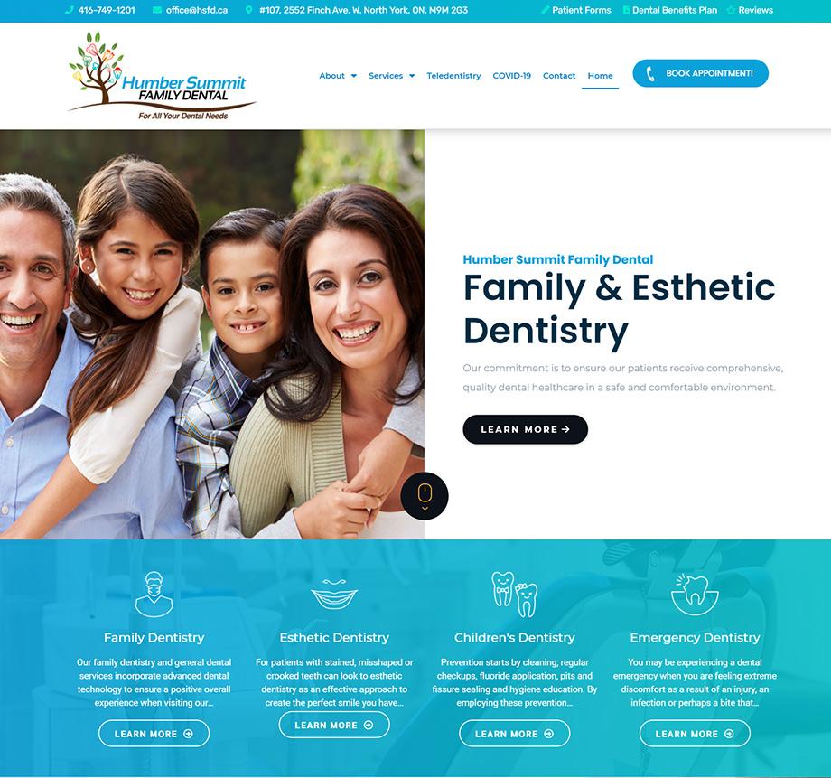 Humber Summit Family Dental